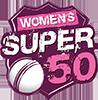 West Indies Women's Super 50 2017 Logo