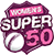 West Indies Women's Super 50 2017 Sticky Logo