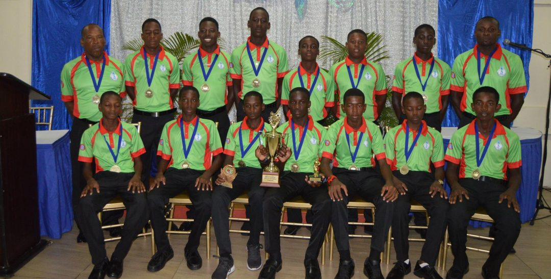 Grenada, Winlott Inc. Super 6 Windwards U15 Champions
