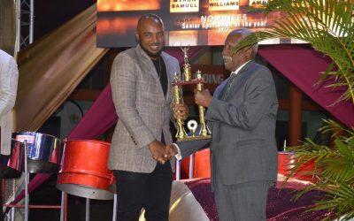 Cricket wins at NLA 2017 National Sports Awards