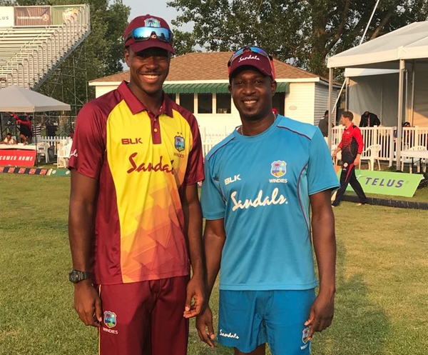 Vincentian Denis Byam joins West Indies team for India series