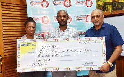 WINLOTT Inc. sponsors WICBC Under 15 cricket tournament