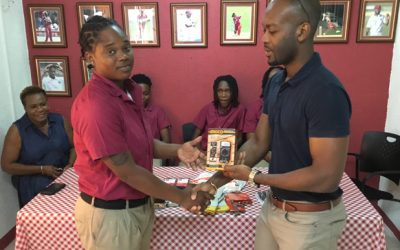 SVGCA provides tools to young ladies for academic development