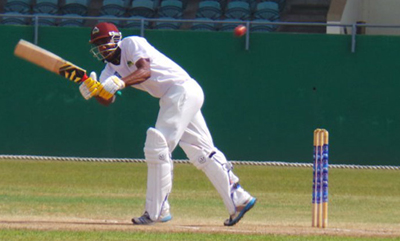 Sunil Ambris returns to Arnos Vale for First Class Cricket