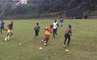 Yoyo test for national players