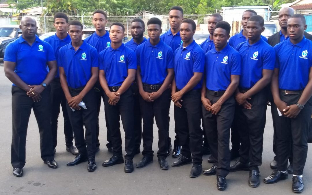 SVG off to Winlott Inc. Windwards U19 Cricket Tournament