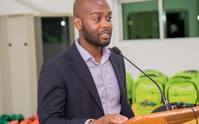Prime Minister appoints Dr. Kishore Shallow as Sporting Ambassador