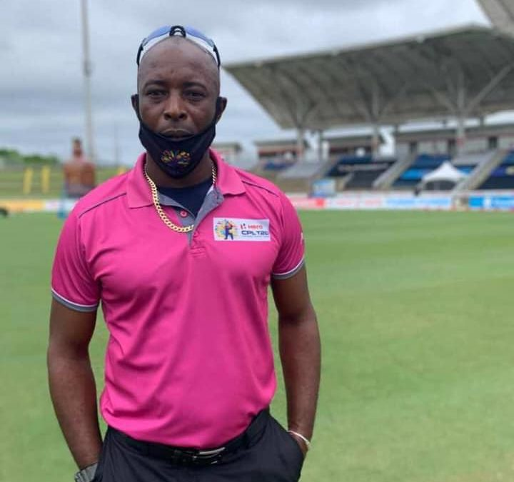Butler appointed for CPL finals