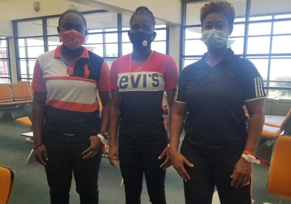 SVG Female Cricket Stars Part of West Indies A Team.